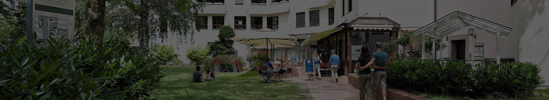 Cafe im Citypark